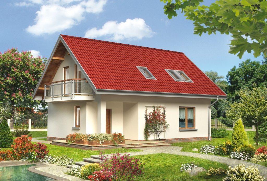 строительство дома 100 м2